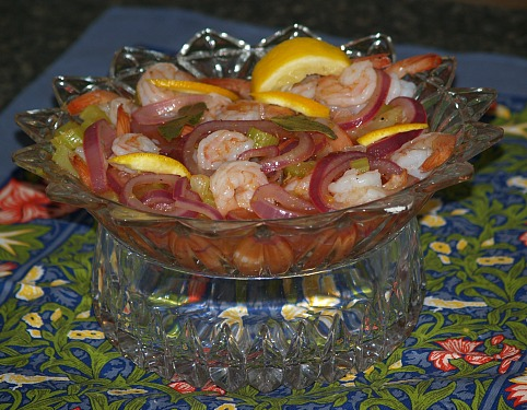 How to Make Ceviche from Ecuador