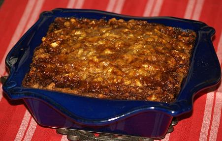 English Apple Dessert Recipe