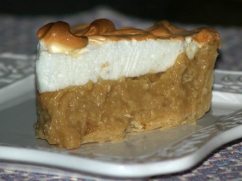 Favorite Butterscotch Pie Recipe