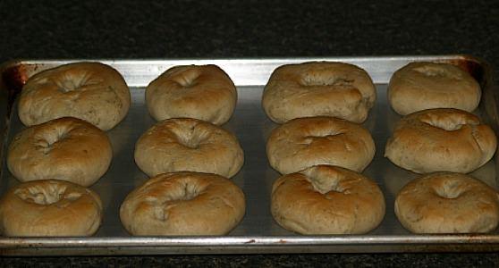 Bagel Recipe