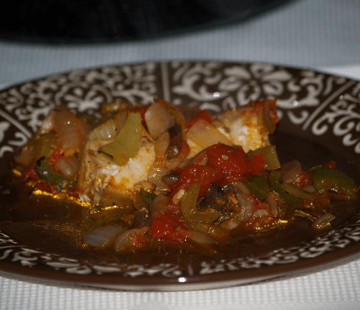 Cod Creole Recipe