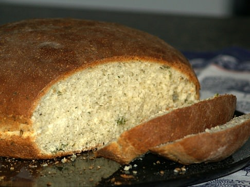 Herb Bread with Bacon Seasoning