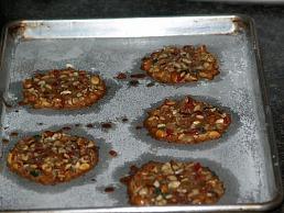 Baked Florentine Cookies