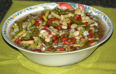 How to Make Bean Salad Recipes