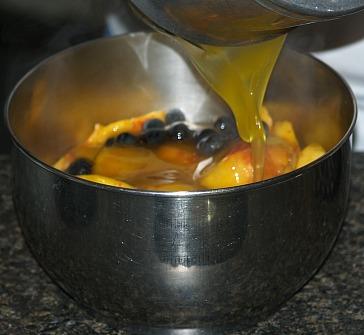 Add Gelatin Mixture