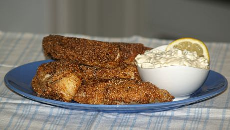 How to Make the Best Fish Recipes like this Fried Cod