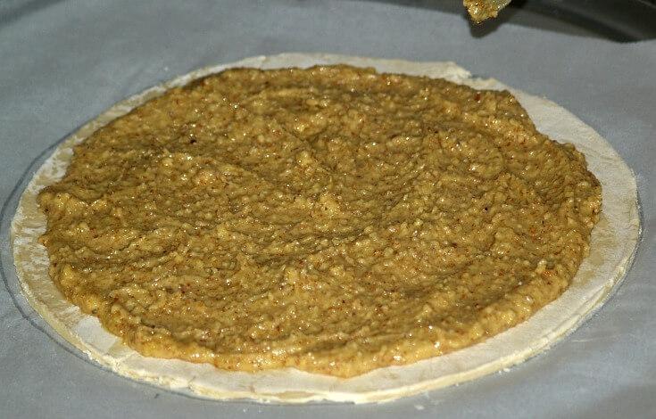 Ground Almond Mixture