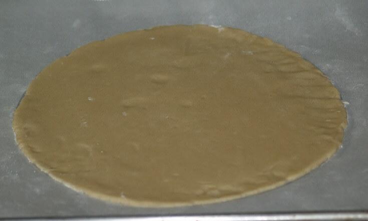 Cookie Base Crust