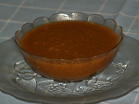 How to Make Cold Soup Recipe like Gazpacho
