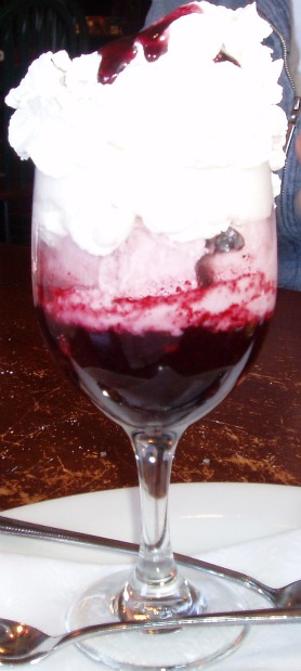 German Black Forest Dessert