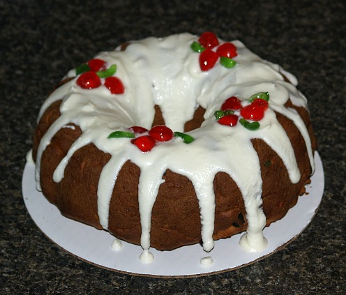 German Christmas Stollen