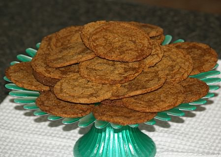 How to Make a Ginger Cookie Recipe