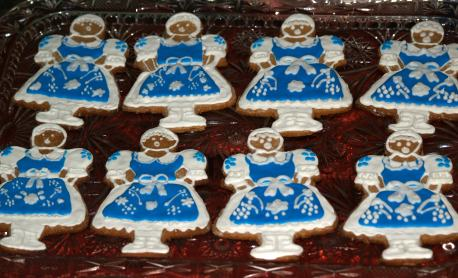 Gingerbread Cookie Cut Outs Recipe