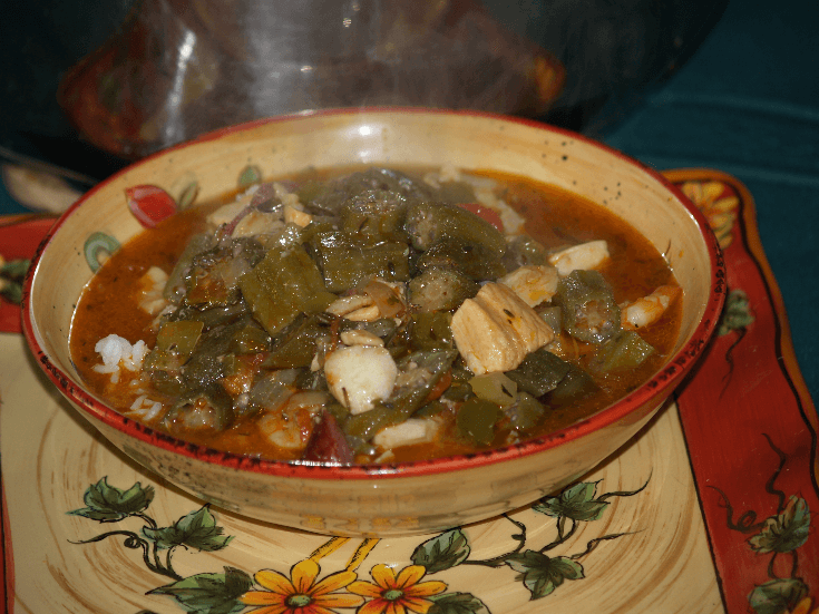 Gumbo Recipe with Seafood