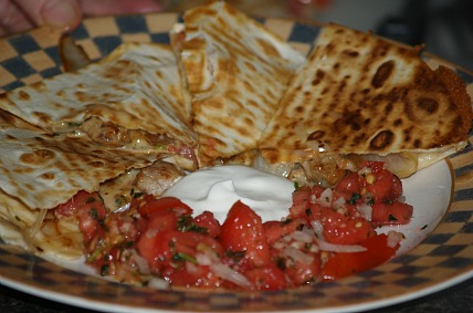 How to Make Ham Appetizer Recipes like Quesadillas
