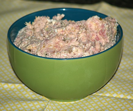 Ham Salad Spread for Party Sandwiches