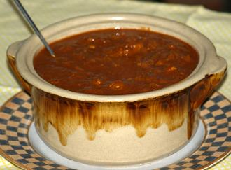 how to cook beef chili