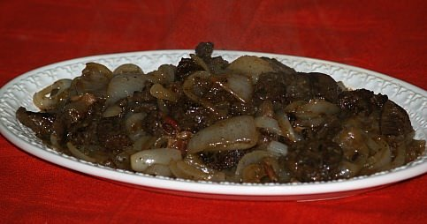 How to Cook Beef Liver and Onions