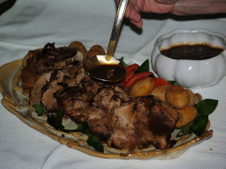 Spiced Pork Roast Recipe