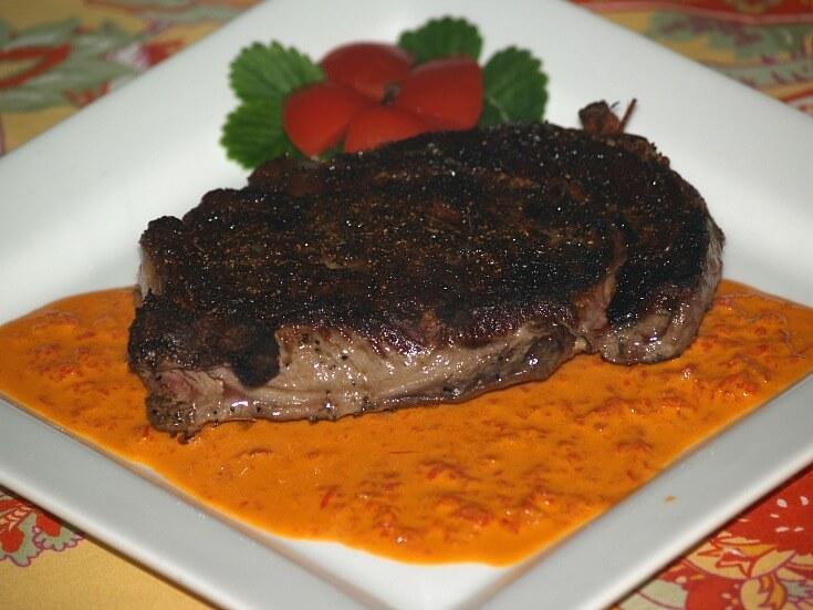 Herbed Steak Recipe