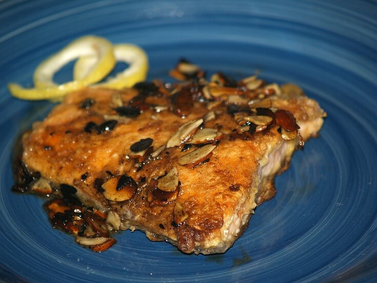 How to Cook Trout Almondine Recipe