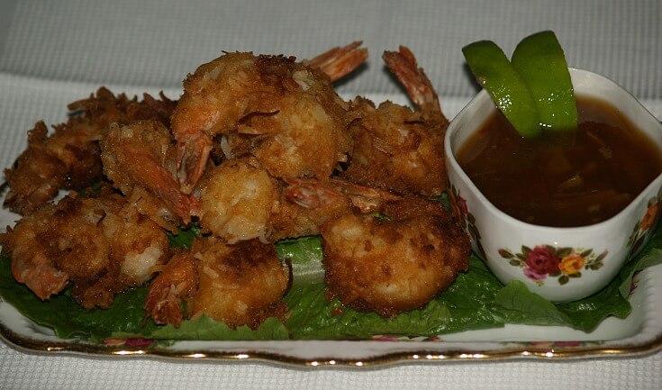 How to Make Fried Shrimp