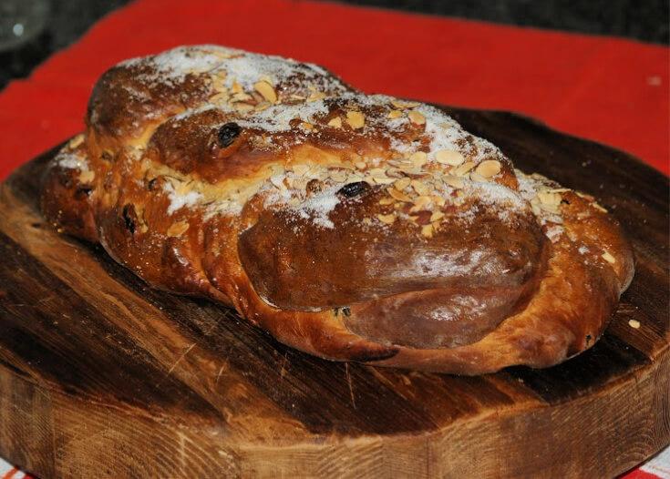 Vanocka Bread Recipe