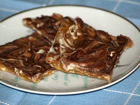 How to Make a Butter Toffee Recipe