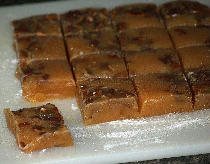 How to Make Caramels