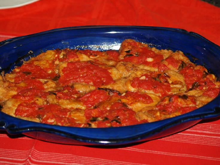 Chiles Rellenos Recipe made from Canned Chiles