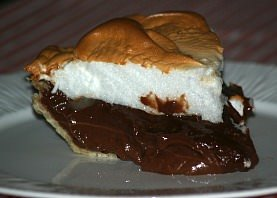 How to Make Chocolate Pie