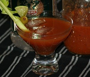 How to Make Homemade Bloody Mary Mix Recipe