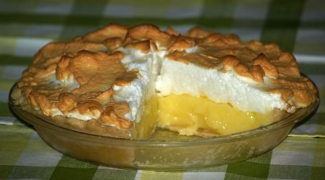 How to Make Lemon Pie Recipes