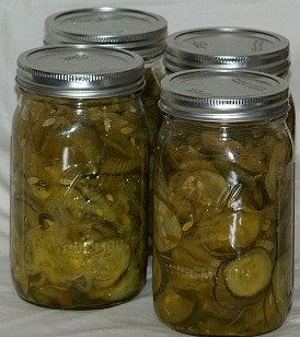 My Sister's Bread and Butter Pickle Recipe