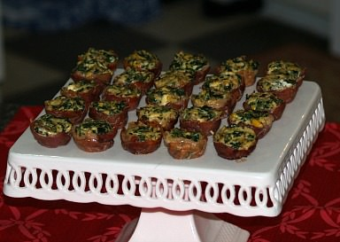 How to Make Spinach Recipes for Appetizers