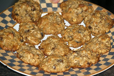 How to Ship Cookies Like these Oatmeal Cookies