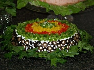 Savory Mexican Cheesecake
