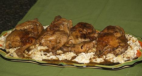 Italian Cornish Hens Recipe