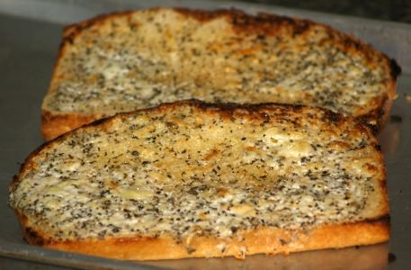 Italian Garlic Butter Recipe