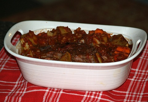 Italian Roast Recipe