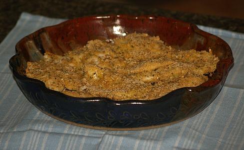 Italian Tilapia Recipe