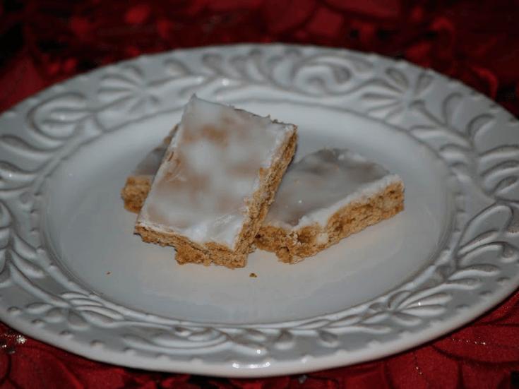 Lebkuchen Bar Cookies