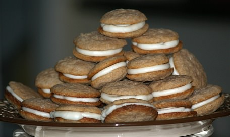 Lemon Filled Spice Cookie Recipe