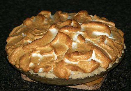 Favorite Lemon Meringue Pie