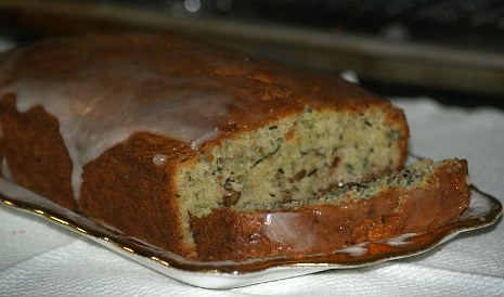 Lemon Bread Recipe with Lemon Glaze