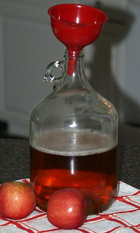 How to Make Hard Cider