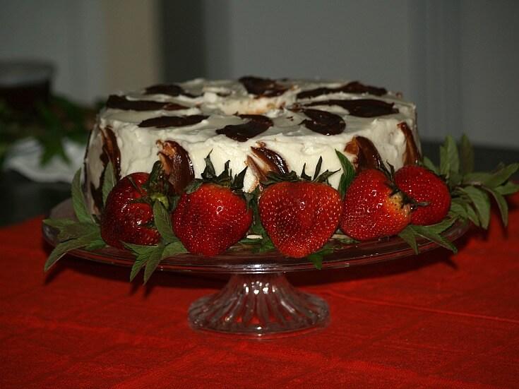 How to Make Angel Food Cake Recipe