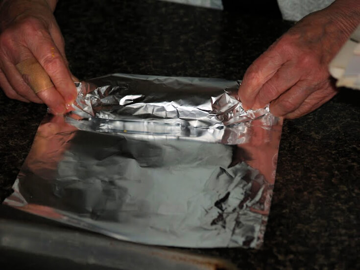 Roll Up in Foil