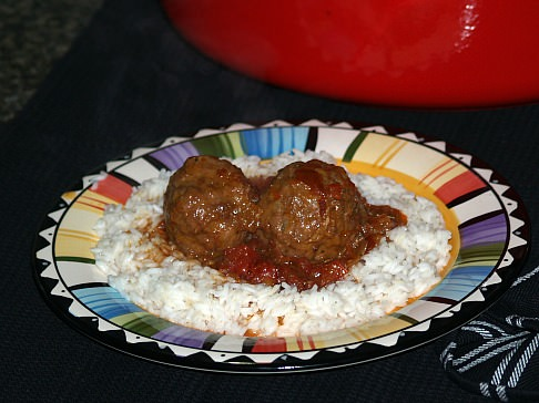 Mexican Meatball Recipe