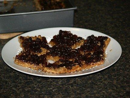 Mincemeat Squares Recipe